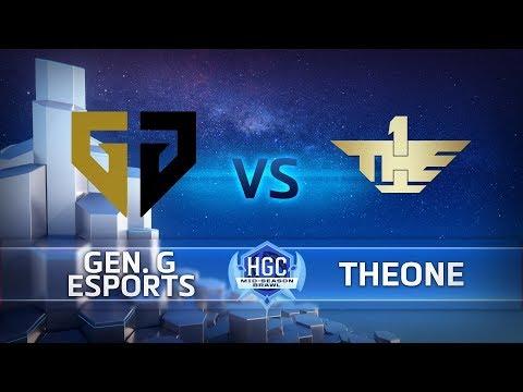 Gen.G esports vs TheOne vod