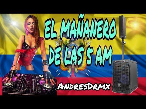 VIDEO: Chicha Mix - Exitos Bailables - Chichazo de las 5 AM ¡Que Viva Ecuador! ↓Descripcion↓