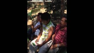 Hermano Yusuf Soldado y familia de Peru que acepta el Islam Allahu Akbar!