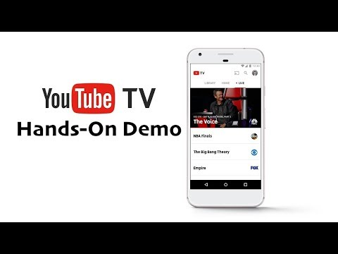 YouTube TV First Look: Better Than DirecTV Now?