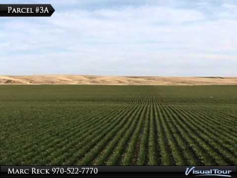 Colorado Meinzer Farm Land Auction