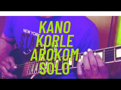 Fossils - Keno Korle e Rokom  2nd solo...