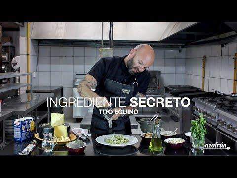 Ingrediente Secreto: Tito Eguino