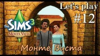 LP / Давай играть The Sims 3 Monte Vista #12 Снежный город