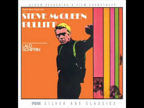 Bullitt | Soundtrack Suite (Lalo Schifrin)