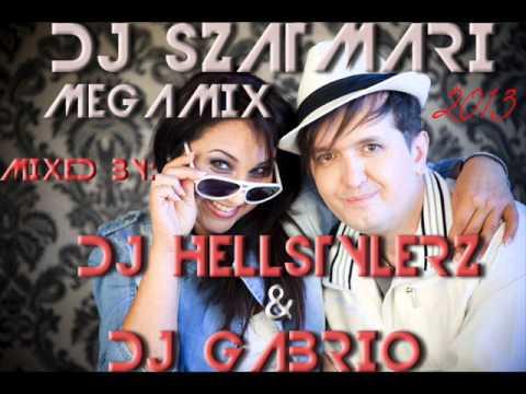 Dj Szatmári Megamix 2013 -  Mixed By: Dj Hellstylerz & Gabrio