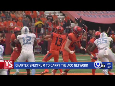 ACC Network Coming To Charter-Spectrum