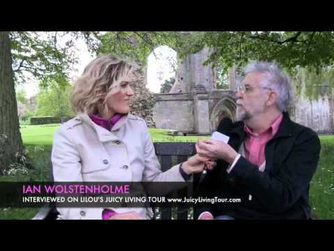 The Power of the now, trust &  Enlightenment - Ian Wolstenholme, Glastonbury UK