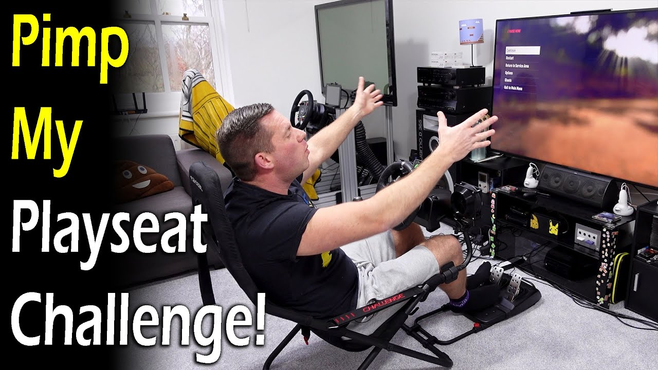 Playseat Challenge Review - 5 Years of Use and Many Mods Later