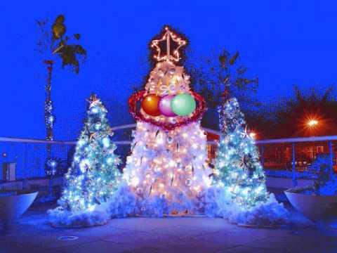 ROCKIN' AROUND THE CHRISTMAS TREE - (Lyrics) - YouTube