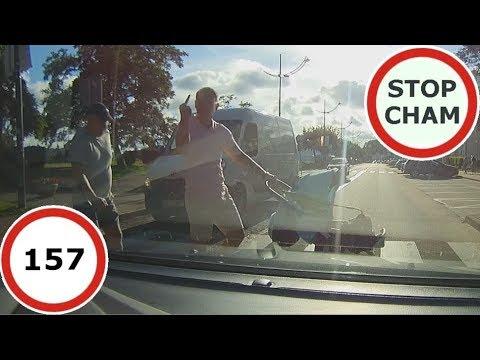 Stop Cham #157 - Niebezpieczne i chamskie sytuacje na drogach