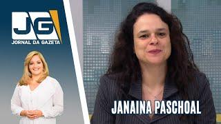 Entrevista com a Deputada Estadual Janaina Paschoal (PSL), sobre governo e crise no PSL