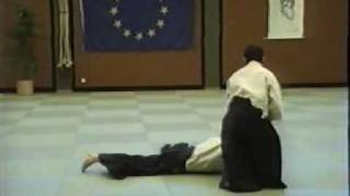 Aikikai aikido in Luxembourg, possibly late 80s, part 2