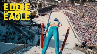 Eddie the Eagle | Watch it now on Blu-ray, DVD and Digital HD