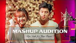 Video [Official] Mashup Audition - Rôn Vinh, Thảo Phạm