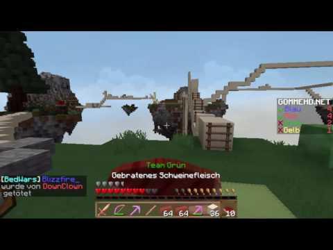 Können wir es schaffen? + Themen - Minecraft-Bedwars #001 ★Lets Play Minecraft [German/Deutsch]