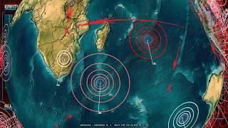 9/15/2018 -- Message to USGS, EMSC, BKMG, GEONET + NZ CIVIL DEFENSE - Earthquake update