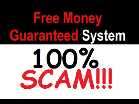 Free Money Guaranteed is a Scam!! Unbiased Review