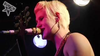 Kittie - Cut Throat Live In köln Underground 2010