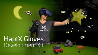 HaptX Gloves Development Kit - Launch Trailer