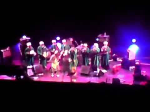 Patti Smith with Master Musicians of Jajouka