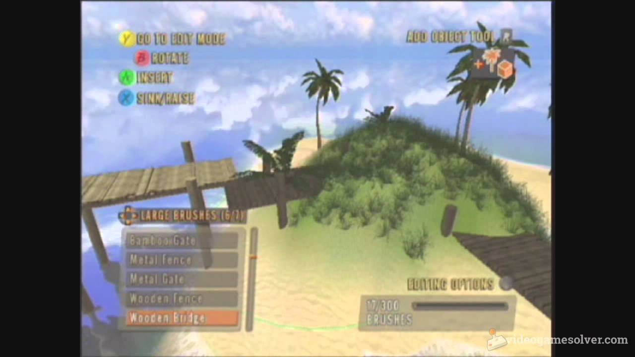 Far Cry Instincts Xbox Map Editor Trailer Youtube