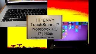 HP Envy 17 J140US Laptop By The Lighthouse Lady