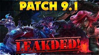 Baixar LEAKED! League of Legends Patch 9.1 Rundown [Deutsch / German]