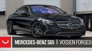 Mercedes-Benz S65 Coupe | V-12 BiTurbo | Vossen Forged VPS-306