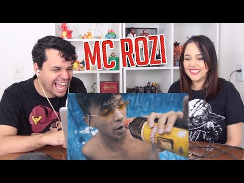 REACT MC ROZI ft. ANTONY & GABRIEL - TOTAL FLEX ♫ (JULIO COCIELO) (CanalCanalha)
