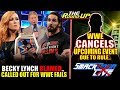 WWE CANCELS UPCOMING SMACKDOWN EVENT DUE TO RULE, Top Star BLAMED For WWE FAILING - The Round Up