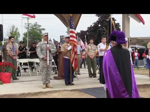 Ohio Flags of Honor: Opening Ceremony