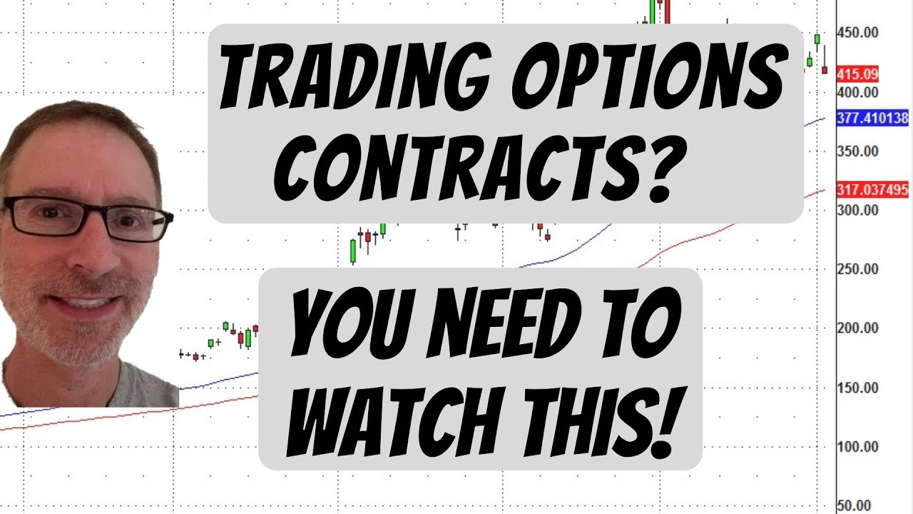 Trading Options Contracts?  You Need To Watch This!
