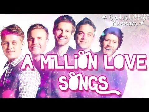 A million love songs Take that Subtitulos en español