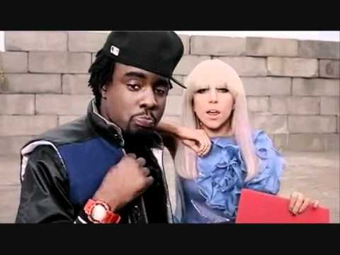 Wale ft. Lady Gaga  Chillin (wideboys remix)