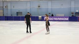 Елизавета Шичина и Гордей Хубулов ПТ КП 2021