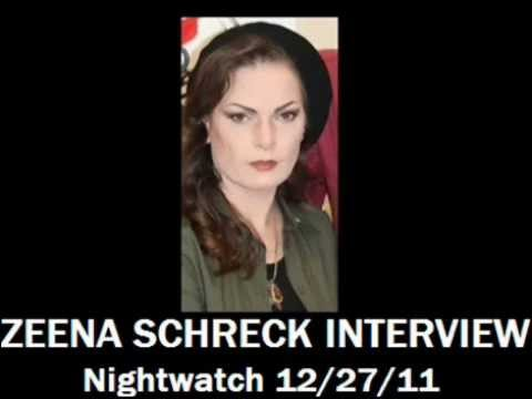 Zeena Schreck Nightwatch Radio Interview Dec. 27, 2011 (Complete Interview)
