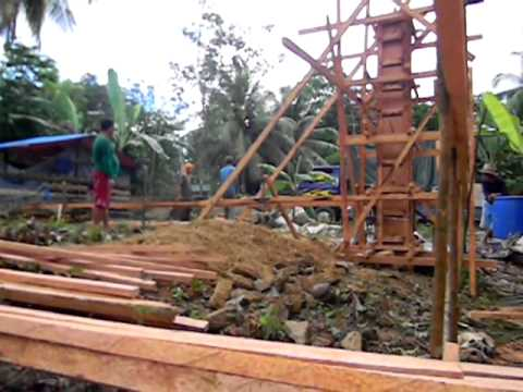bohol house construction 1