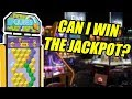 NEW Qubes Arcade Game at Round 1 Arcade! | Will I Win the JACKPOT?! | TeamCC