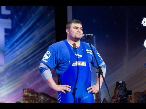 Moldova Are Talent - Rodion Sucman 14.11.2014 Sezonul 2, Ep.9
