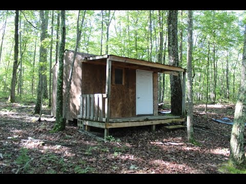 TN Land With A Hunting Shack | GCE-TR17R