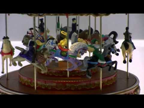 Mr Christmas Triple Decker Musical Carousel