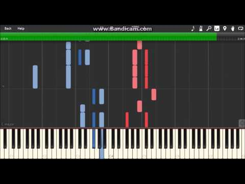 Solo Dance - Martin Jensen (Synthesia Piano Cover)