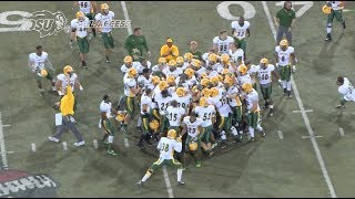 NDSU Football Defeats Youngstown State in Overtime, 27-24