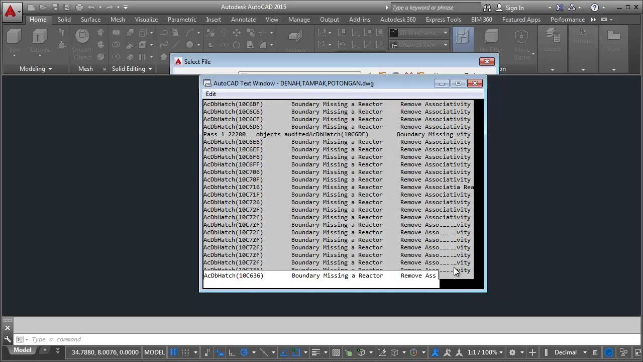 How To Reduce AutoCAD File Size | Tips - YouTube