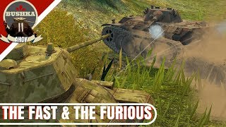 THE FAST AND THE FURIOUS RAINING MASTERIES WORLD OF TANKS BLITZ