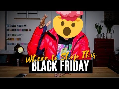🤯🤯WHERE TO SHOP THIS BLACK FRIDAY WEEKEND AND CYBER MONDAY?? // TOP RETAILERS ONLINE