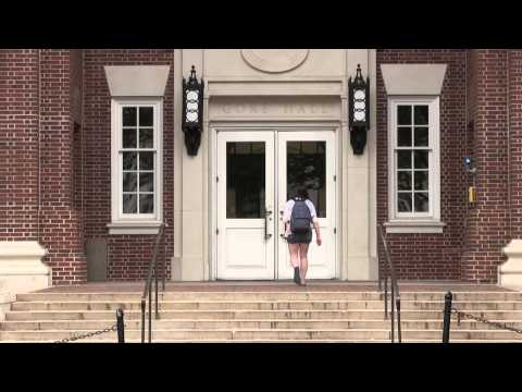 A Short (unofficial) Tour of the University of Delaware