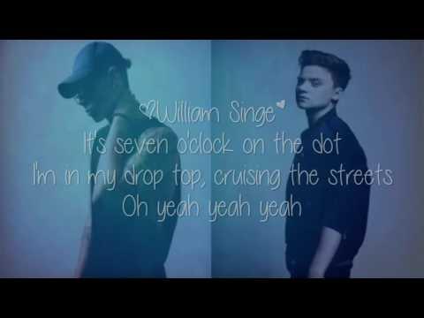 Conor Maynard & William Singe - I Don't Wanna Live Forever (Lyrics)