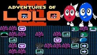 Adventures of Lolo 3 (NES)